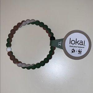 Lokai bracelet camo XL NWT
